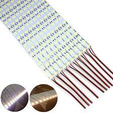 LED Hard Rigid Strip Light 5630 Double Row 10pcs 72leds SMD Super Bright DC12V