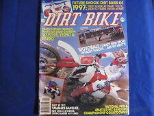 DIRT BIKE magazine-NOV 1986-YAM BANSHEE-LORETTA LYNN-YZ490-HOLLISTER NATS-HUSKY4