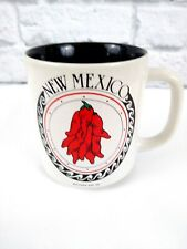 Vintage New Mexico Peppers Coffee Cup Mug