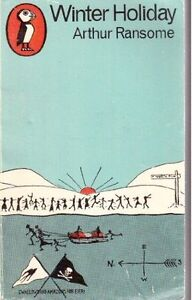 Winter Holiday (Puffin Books),Arthur Ransome