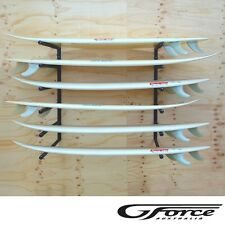 Surfboard Rack -  wall mounted hold 6 boards GF14/6H