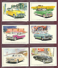 STOCK CLEARANCE - 100 SETS OF  L 13  AMERICAN  CARS  OF  THE  1950s - ONLY  £ 95