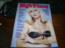 PUNK ROCK 1977  mag BLONDIE PRIVATE STOCK YEARS NEWWAVE