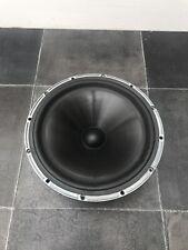 More details for b&w bowers wilkins zz06408 4ohm woofer dm620 dm620i bass midrange unit zz11688 4