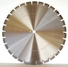 "Husqvarna 20"" 510mm x 4mm - 12/17mm Segmented Diamond Blade concrete PRO-Series"