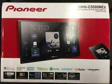 "Pioneer DMH-C5500NEX Digital multimedia receiver 8"" Tablet — does not play CDs"