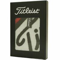 Titleist (TITLEIST) boxed hand towel AJTWH6 black