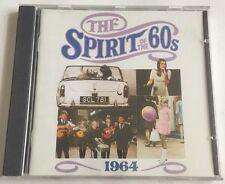 TIME LIFE The Spirit Of The 60s 1964 Music Cd UK VERY RARE. Mint Disc.