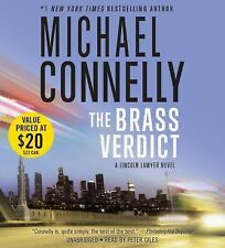 New Audio Book The Brass Verdict by Michael Connelly A Lincoln Lawyer Novel CDs
