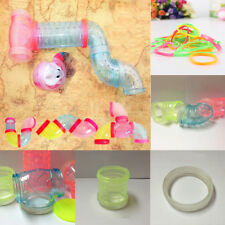 Pet Hamster Cat Playing Tunnels Plastic Toy Small One Set Five Styles Toys