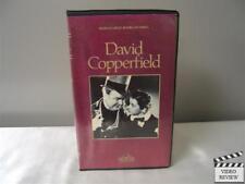 David Copperfield (VHS) Large Case W.C.Fields Freddie Bartholomew