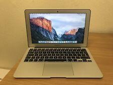 "Menta Apple MacBook 11"",1.3GHz i5, 4 GB de Ram Air, 128 GB, 2013, 2016 (432/499) Office"