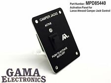 Activation Panel for Lance Atwood Camper Jack Control - MPD85440
