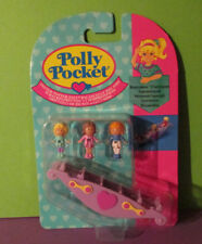 Polly Pocket Mini NEU ♥ Kleine Wippe ♥ Teeter-Totter Pals ♥ OVP ♥ 1993 ♥ NEW ♥