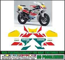 kit adesivi stickers compatibili  tzr 250 r s 1992