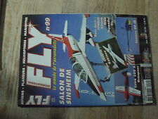 $$y Revue Fly International N°99 Plan encarte Gabbiano  Extra 300 S  Venture 90