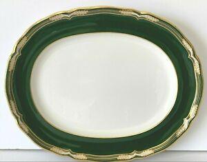 """Vintage Spode Porcelain Harrogate 15"""" Oval Serving Platter"""