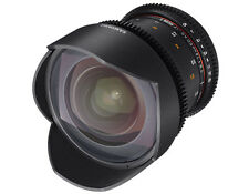 Samyang 14mm T3.1 VDSLR Ed as If UMC II Lens in Sony E Fit