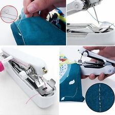 Mini Multifunction Portable Cordless Hand-held Sewing Machine Home Stitcher