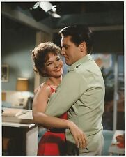 1965 ELVIS PRESLEY & MARY ANN MOBLEY IN GIRL HAPPY 8X10 HIGH QUALITY COLOR PHOTO