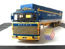 Scania LBT 141 (1976-1981) + Remorque - 1/43 IXO (Altaya) Camión Truck Camions