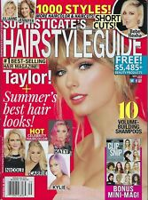 Sophisticate's Hairstyle Guide  September  2019   Taylor Swift