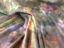 Hana Kuchi Super Soft Velvet Fibre Naturelle Curtain/Upholstery Fabric