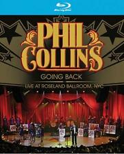 Phil Collins - Going Back/Live at the Roseland Ballroom NYC [Blu-ray] Neu