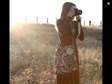 "Jeanne Oliver ""Lilia"" messenger/cross body style camera bag purse BEAUTIFUL!"
