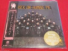 HUMBLE PIE - Rock On - JAPAN SHM CD Mini LP