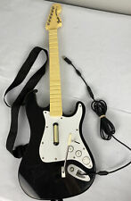 Fender Stratocaster Harmonix Rock Band Guitar Xbox 360 Wired Controller 822152