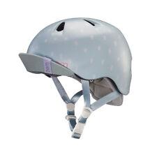 Bern Nina Summer Cycling Helmet (Satin SeaGlass Polka Dot / Girls / XS-S Size)