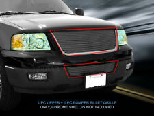 03-06 Ford Expedition Billet Grille COMBO Grill Insert Fedar