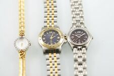 Pulsar Fossil Rumours Watch Women Gold Silver Stainless Batt Non-working Parts