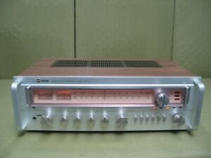 Setton RS-220 Vintage Stereo Receiver (Circa 1977)  Stunningly Beautiful & Rare