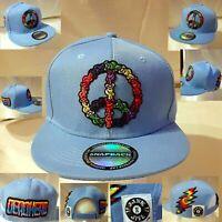 Grateful Dead hat, Light Blue Grateful Dead hat