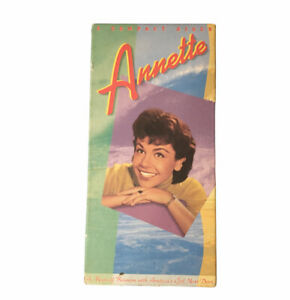 Annette Funicello: A Musical Reunion with America's Girl Next Door 2 Disc CD