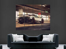 PAGANI ZONDA POSTER SUPERCAR FAST SPEED RACING  PRINT WALL ART IMAGE PICTURE