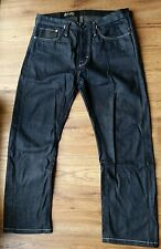 "Great Looking 'G-Star Raw' Mens Straight Leg Designer Jeans. Size W34"" L28"""