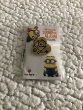 Minions Sound The Alarm Tac Pin Variety The Children's Charity 2014