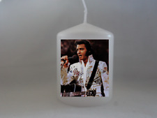 Unique Elvis Presley Candle Gift - For Him For Her Christmas Birthday Gift