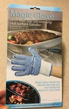 Glove Non-Slip Silicone Grip Magic Glove Hot Surface Handler One NEW In Box
