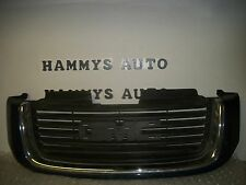 GMC ENVOY GRILLE GRILL 02 03 04 05 06 07 08 09  2004 2005 2006 2007 2008  USED