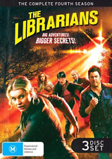 Librarians, The : Season 4 (2018) (DVD) (Region 4) New Release