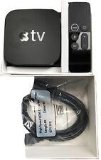 Apple TV (5th Generation) 32GB 4K HD Media Streamer MP7P2LL/A - Black