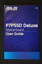 ASUS P7P55D Deluxe, Mainboard-Handbuch mit Treiber DVD