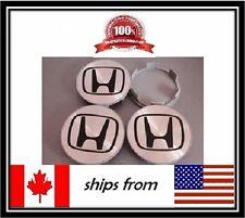 NEW 4X HONDA CENTER WHEEL CAP CAPS 69MM CIVIC ACCORD ELEMENT CR-V ODYSSEY PILOT