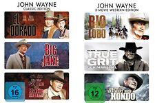 6 DVDs * JOHN WAYNE CLASSIC - WESTERN - COLLECTION - SET # NEU OVP +