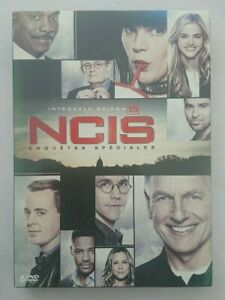 NCIS - Enquêtes Spéciales - L'Intégrale Saison 15 (DVD, 2019, Set de 6 Disques)