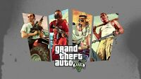 Grand Theft Auto V - GTA 5 - Global Region - Fast Delivery - READ DESCRIPTION